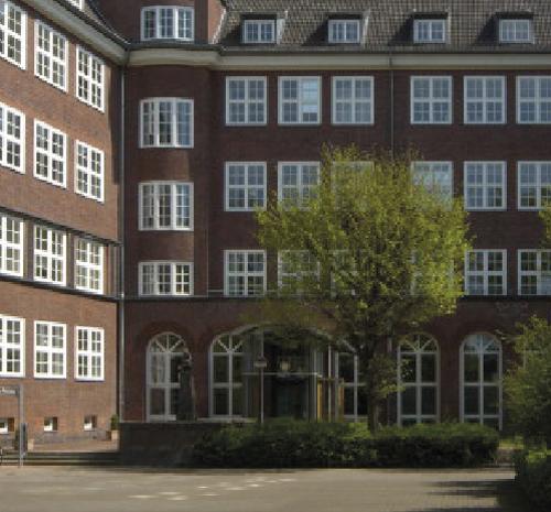 Authority centre Hamburg