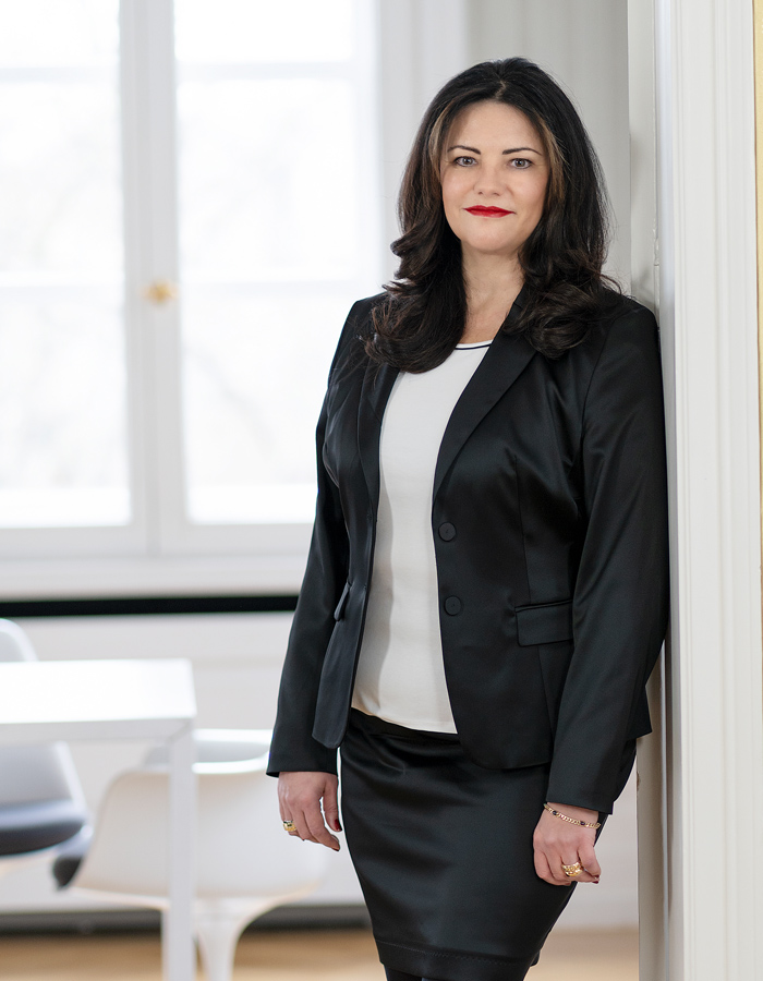 CEO Sonja Waerntges