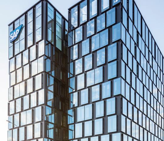 SAP-Turm, Eschborn