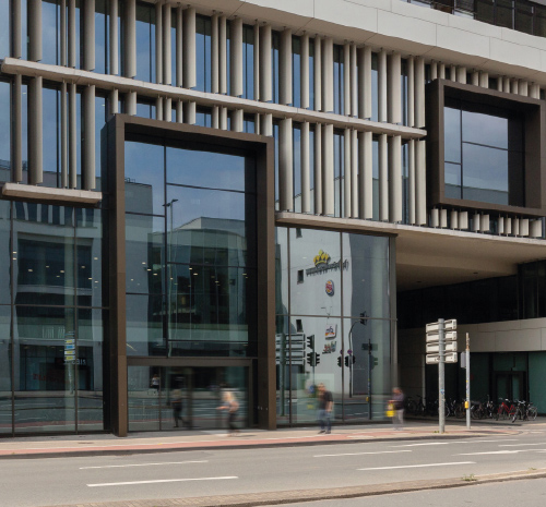 Stadtfenster, Duisburg