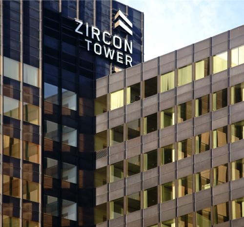 Zircon Tower, Wiesbaden