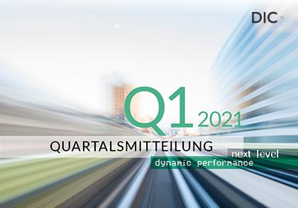Q1-Mitteilung