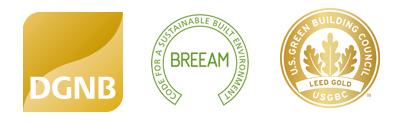 Green-Building- Zertifizierungen
